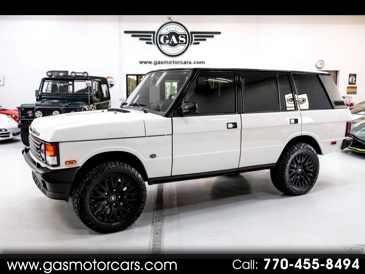 Land Rover Range Rover County LWB 1994
