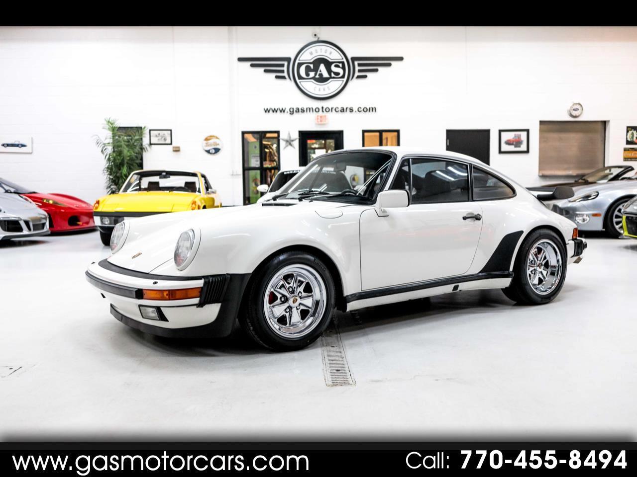 Porsche 911 Turbo 1987