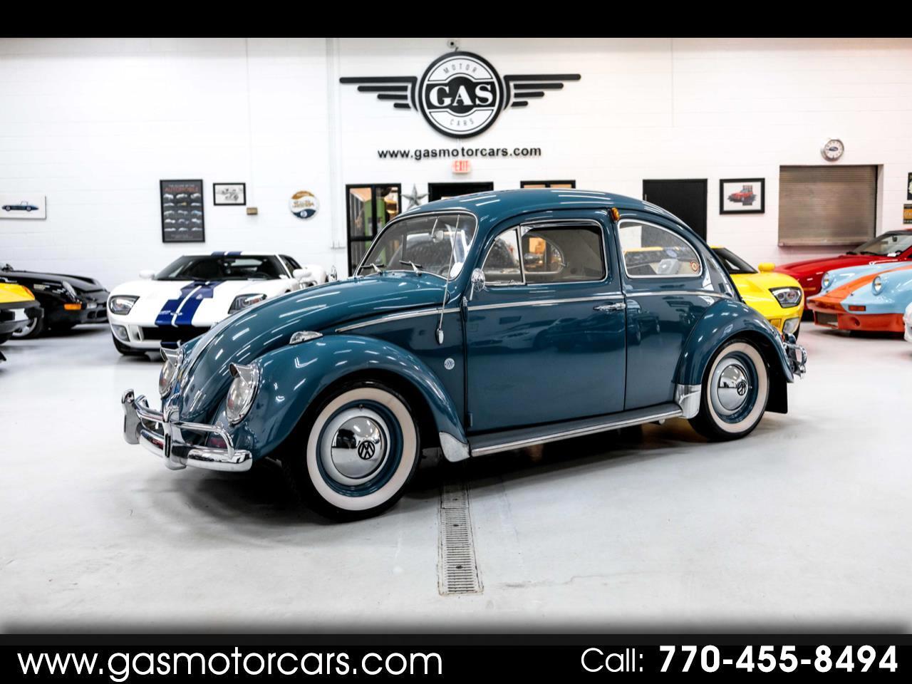 Volkswagen Beetle Coupe  1963