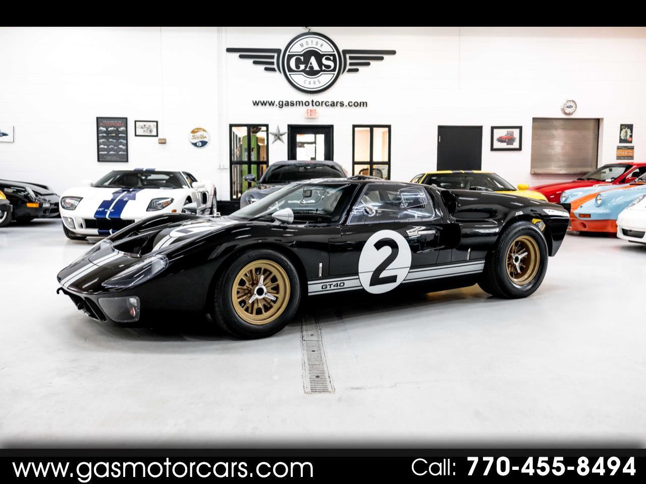 Superformance GT40 MKII  1966