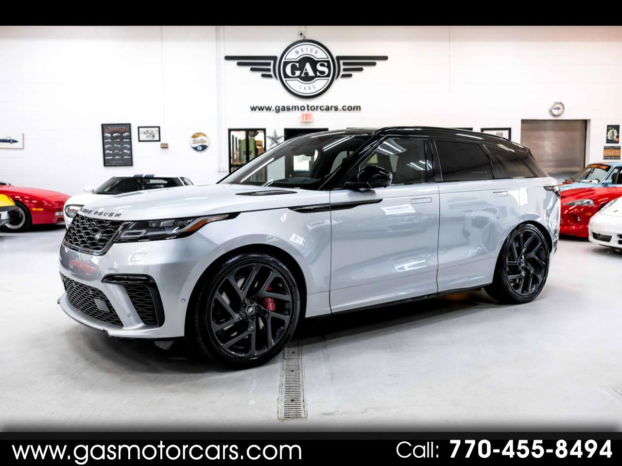 Land Rover Range Rover Velar SV Autobiography Dynamic Edition 2020