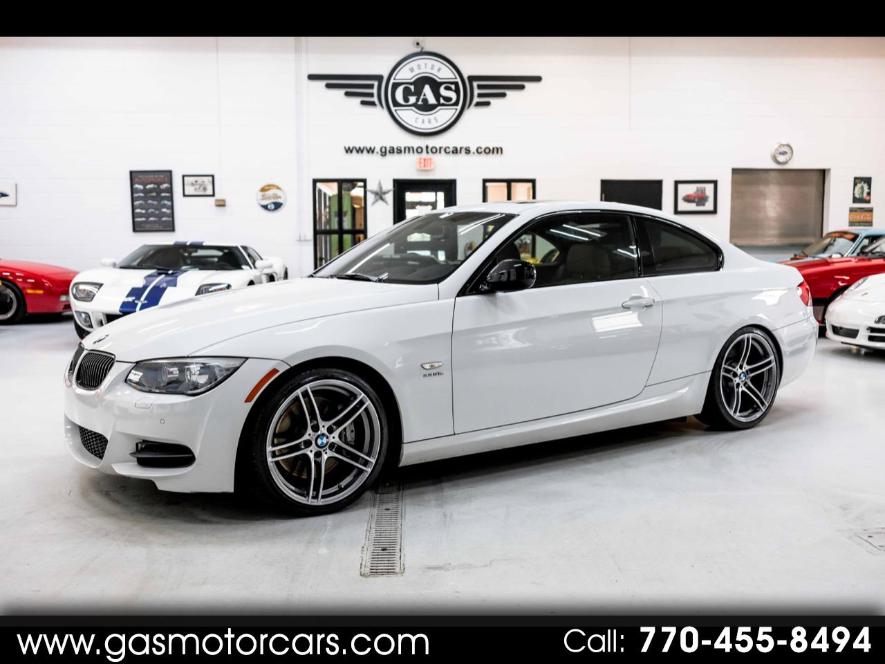 BMW 3-Series 335is 2D Coupe 2011