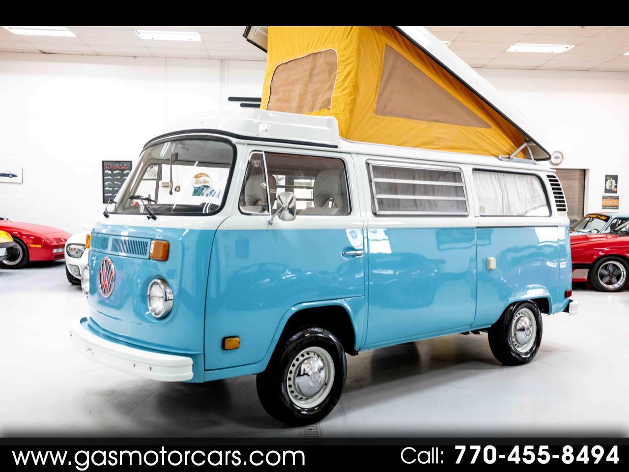 Volkswagen Bus  1975