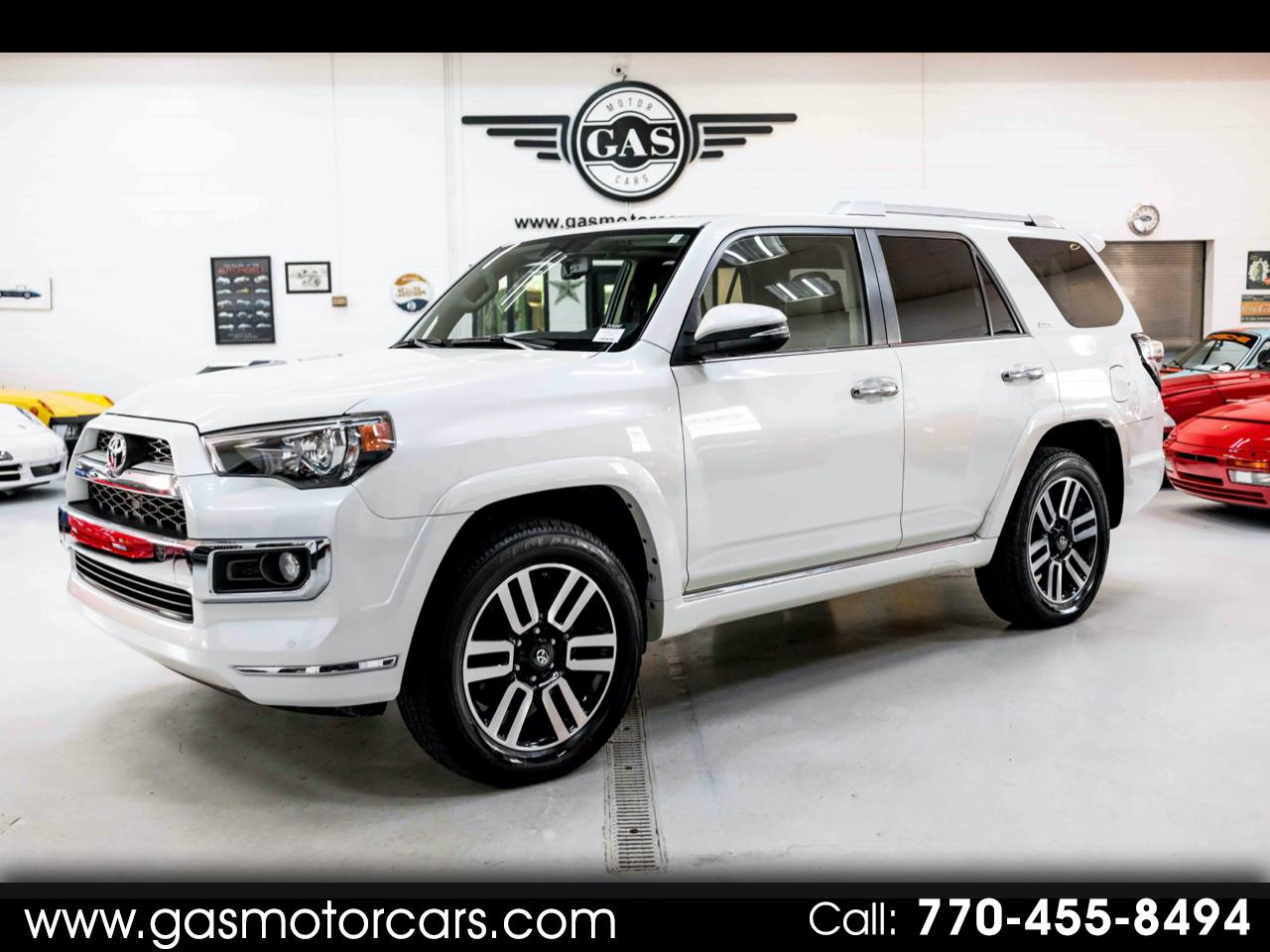 Toyota 4Runner Limited 4WD V6 2016
