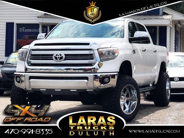 2014 Toyota Tundra Limited 5.7L CrewMax 4WD