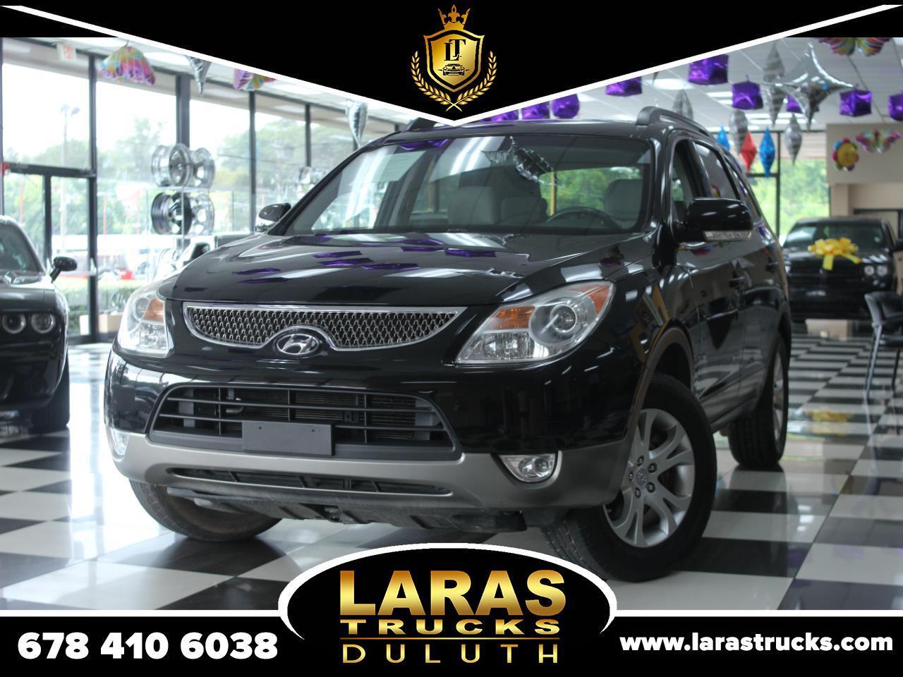 Hyundai Veracruz FWD 4dr GLS 2011