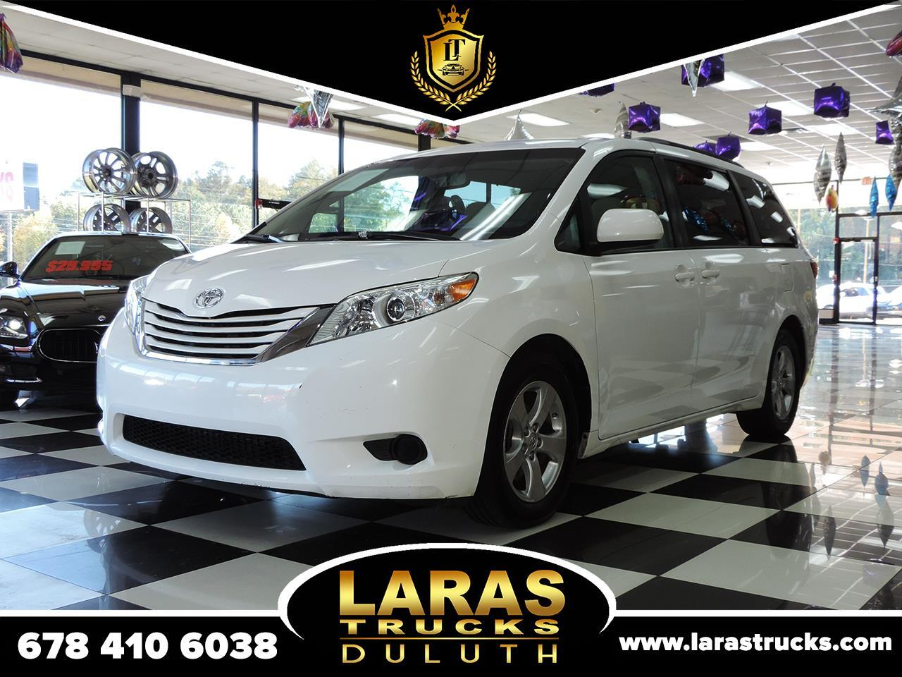 Toyota Sienna 5dr 8-Pass Van LE FWD (Natl) 2015