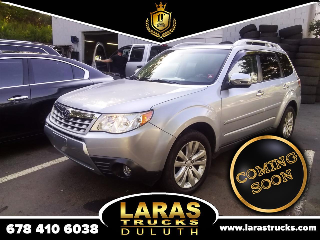 Subaru Forester 4dr Auto 2.5X Touring 2013