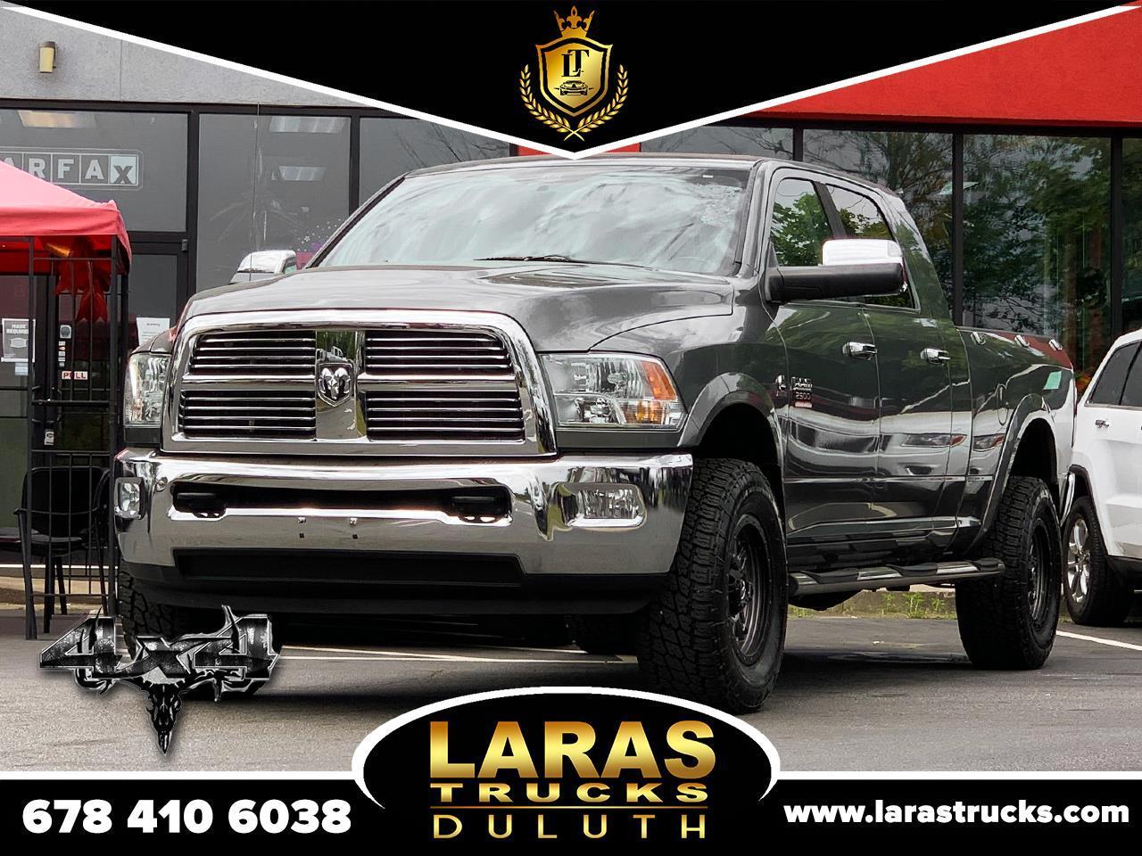 """RAM 2500 4WD Mega Cab 160.5"""" Laramie 2012"""