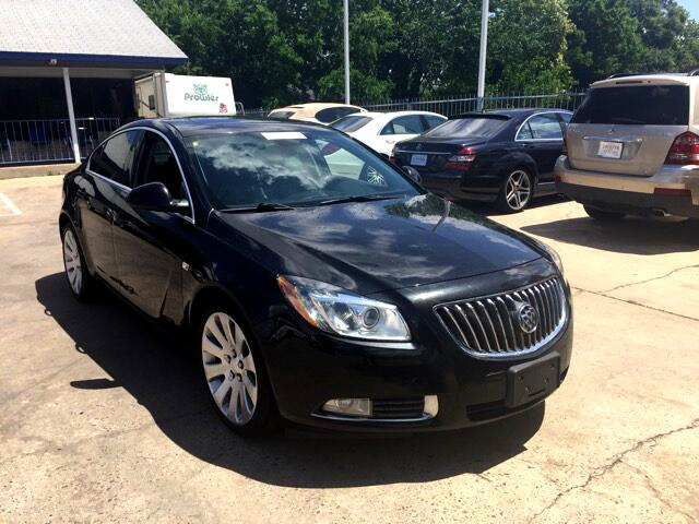 2011 Buick Regal CXL Turbo - 7XT