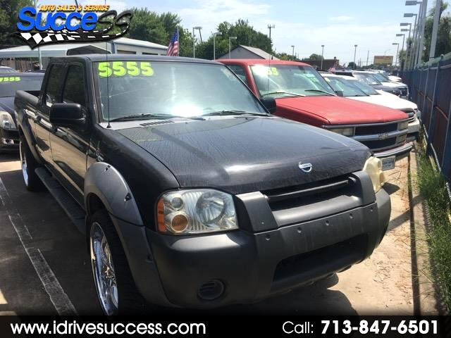 2002 Nissan Frontier 2WD XE Crew Cab V6 Auto Long Bed
