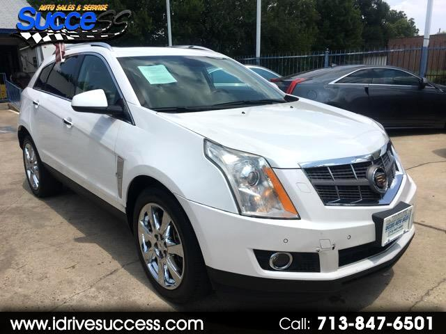 2010 Cadillac SRX FWD 4dr Premium Collection