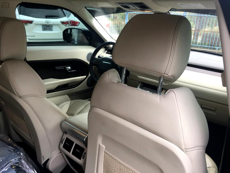 2013 Land Rover Range Rover Evoque 5dr HB Prestige Premium