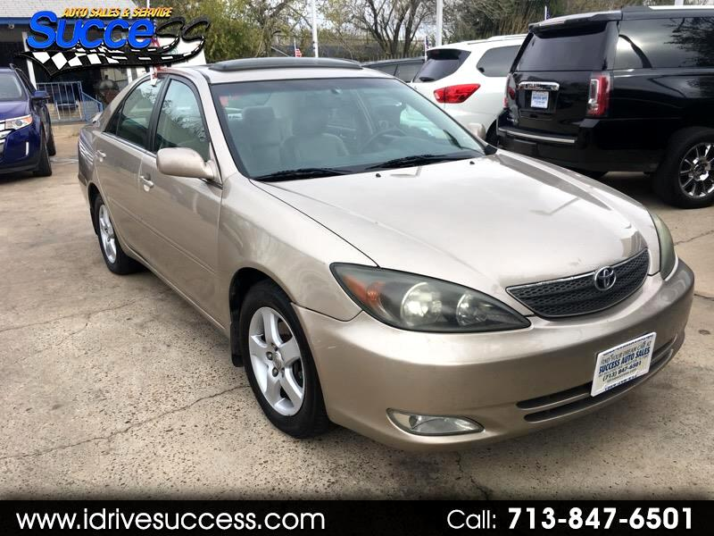 2002 Toyota Camry 4dr Sdn XLE V6 Auto (Natl)