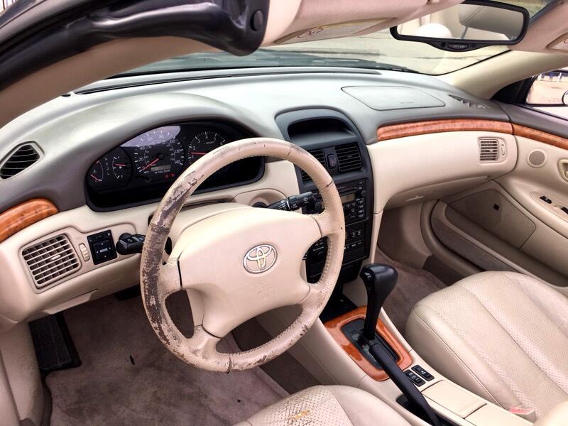 2002 Toyota Camry Solara 2dr Conv SLE V6 Auto (Natl)
