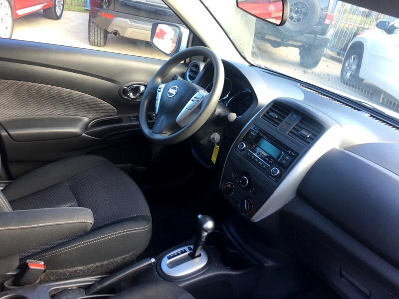 2016 Nissan Versa 4dr Sdn CVT 1.6 S Plus