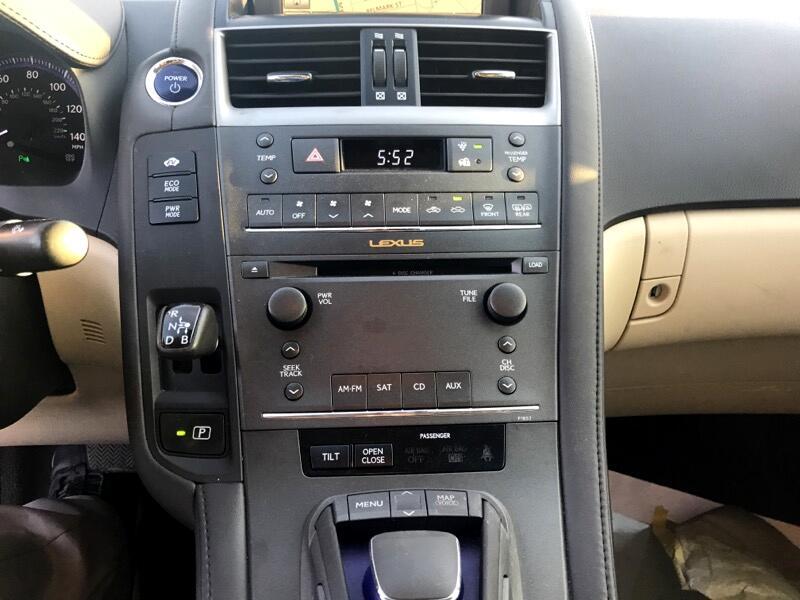 2010 Lexus HS 250h 4dr Sdn Hybrid