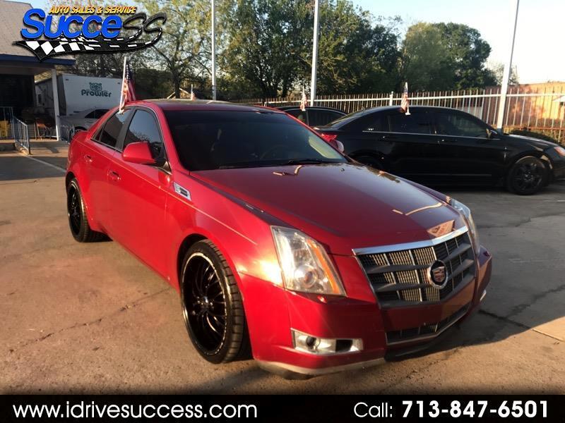 2009 Cadillac CTS Sedan 4dr Sdn 3.6L Premium RWD