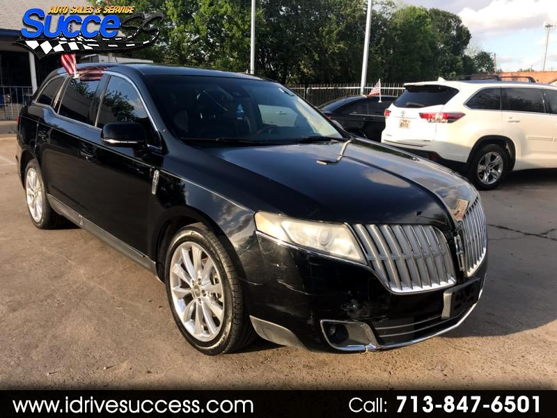 Lincoln MKT 4dr Wgn 3.5L AWD w/EcoBoost 2012