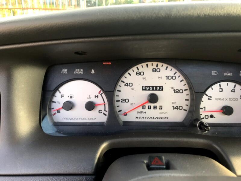 2004 Mercury Marauder 4dr Sdn