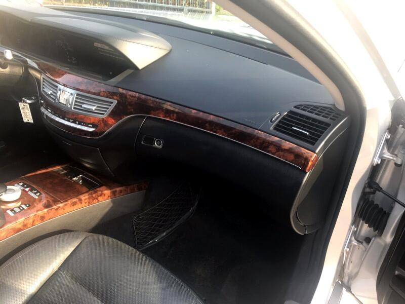 2010 Mercedes-Benz S-Class 4dr Sdn S 550 RWD