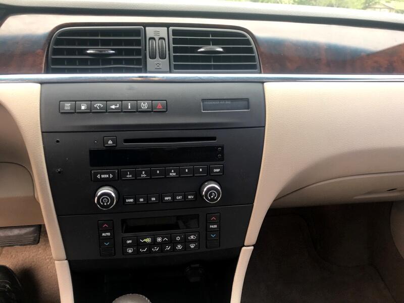 2008 Buick LaCrosse 4dr Sdn CX