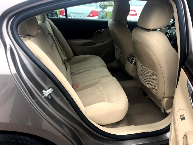 2010 Buick LaCrosse 4dr Sdn CX 2.4L