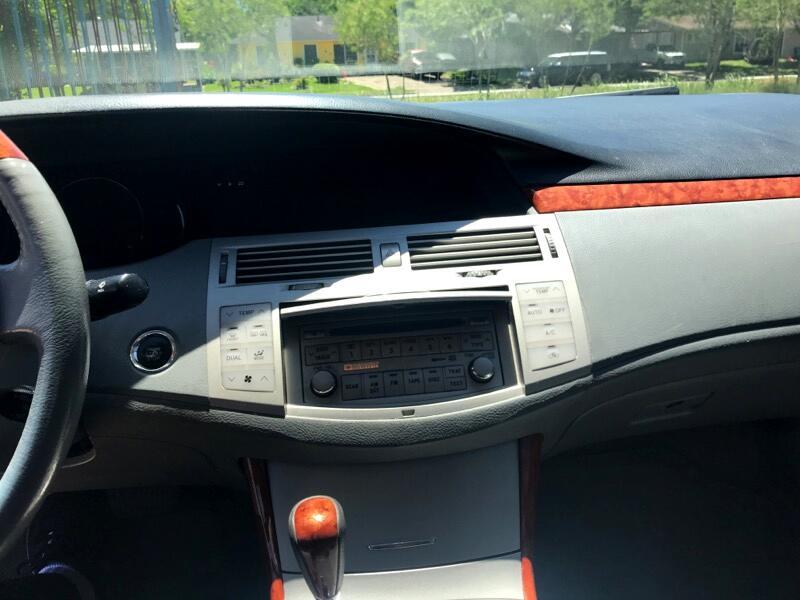2006 Toyota Avalon 4dr Sdn Touring (Natl)