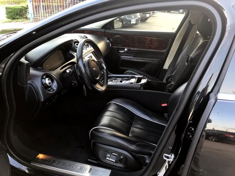 2011 Jaguar XJ 4dr Sdn L