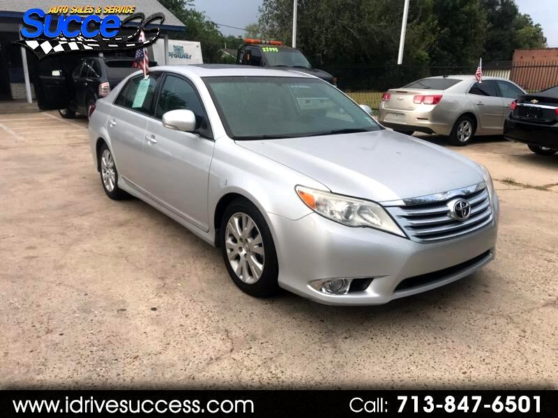 2012 Toyota Avalon 4dr Sdn (Natl)