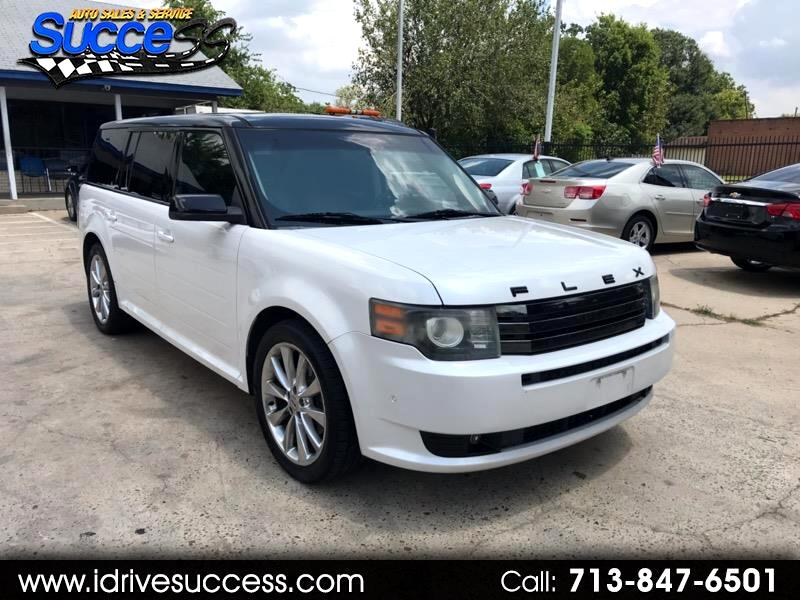 2011 Ford Flex 4dr Limited AWD w/Ecoboost