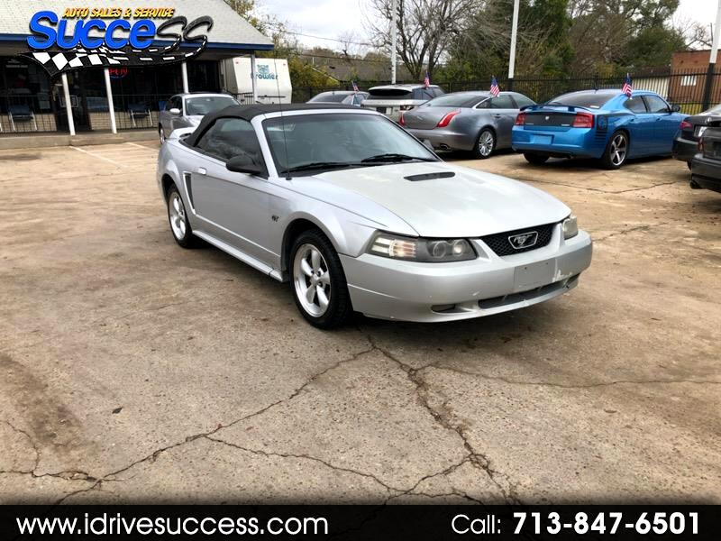 Ford Mustang 2dr Convertible GT 2000