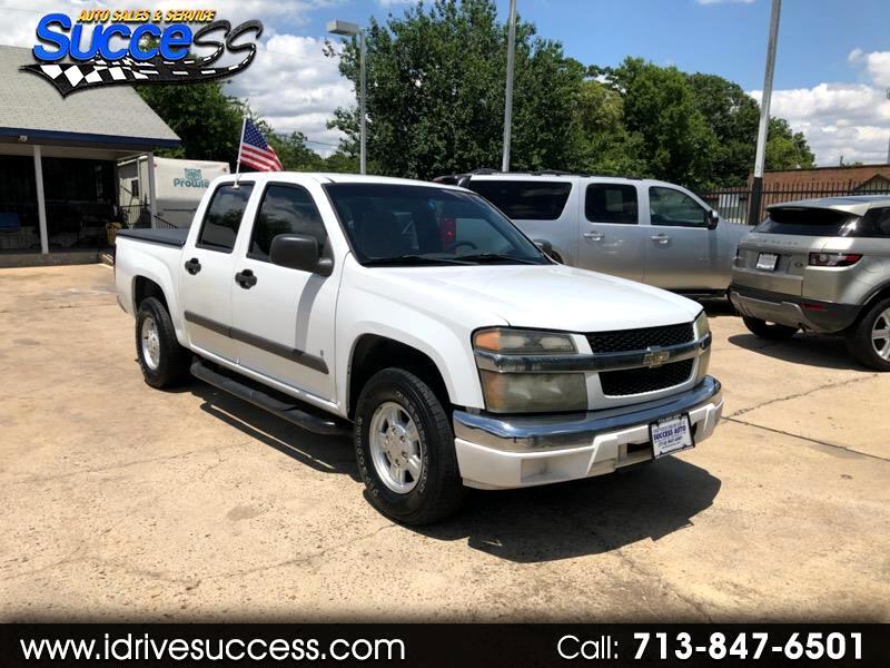 """Chevrolet Colorado Crew Cab 126.0"""" WB 2WD LT w/1LT 2006"""