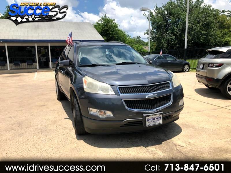 Chevrolet Traverse FWD 4dr LT w/1LT 2010