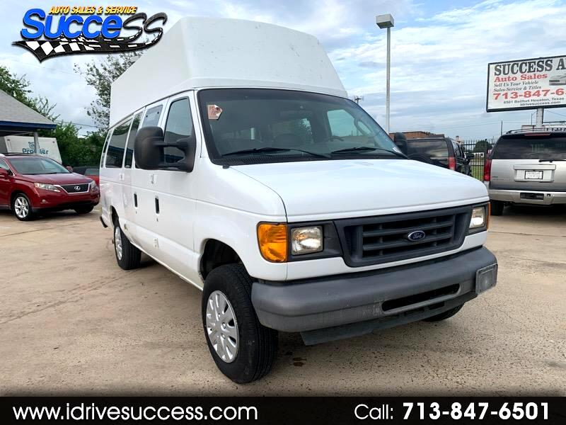 Ford Econoline Cargo Van E-250 Ext Recreational 2007