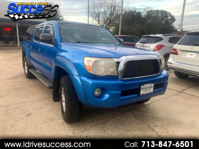 "Toyota Tacoma Double 128"" PreRunner Auto (Natl) 2006"