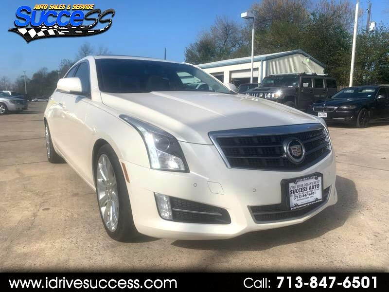Cadillac ATS 4dr Sdn 2.0L Premium RWD 2013