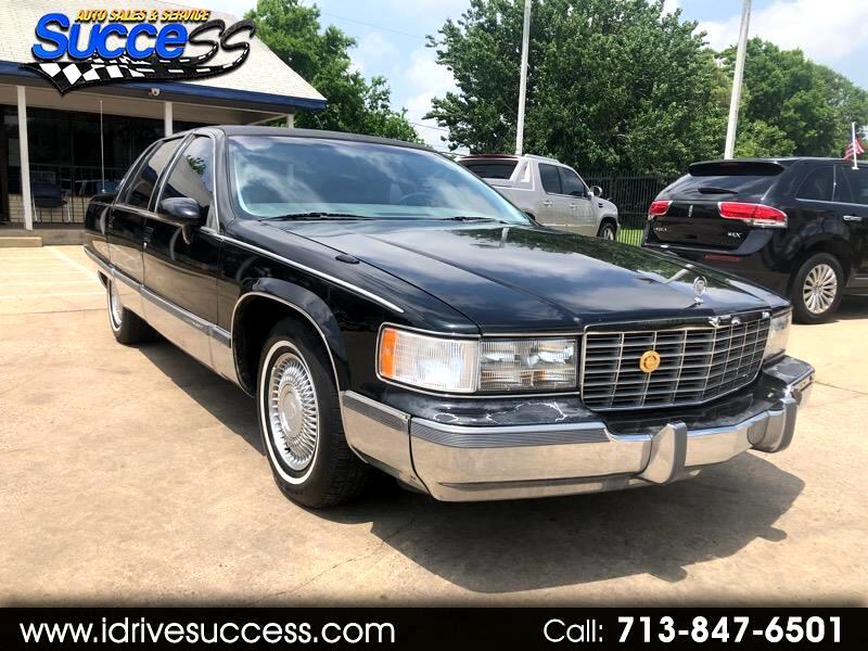 Cadillac Fleetwood 4dr Sedan 1993