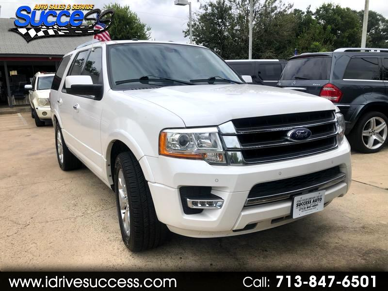 Ford Expedition 2WD 4dr Limited 2016