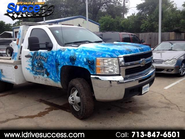 2008 Chevrolet Silverado 3500HD Regular Cab 2WD