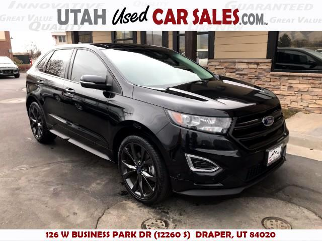 2015 Ford Edge Sport AWD