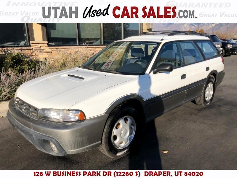 1997 Subaru Legacy Wagon Outback Limited