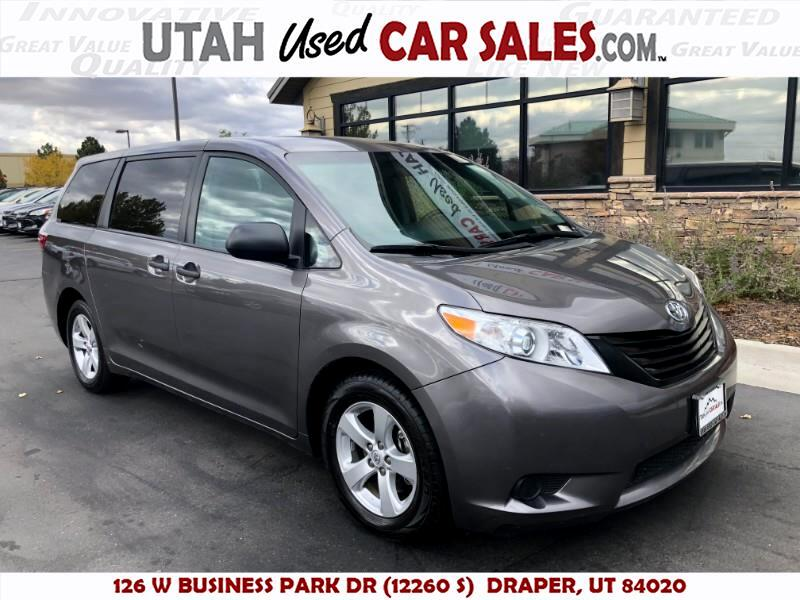 2017 Toyota Sienna LE 7-Passenger Mobility