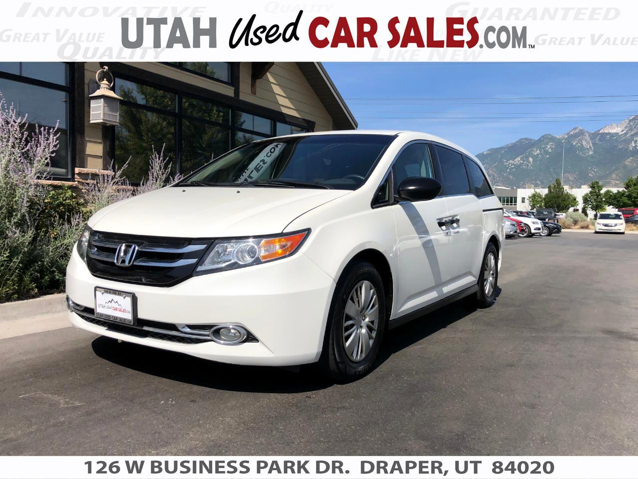 2014 Honda Odyssey 5dr LX