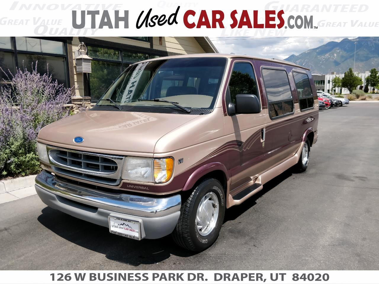 1997 Ford Econoline Commercial Chassis E-350