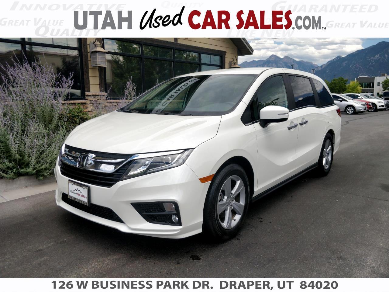 2019 Honda Odyssey 5dr EX w/RES