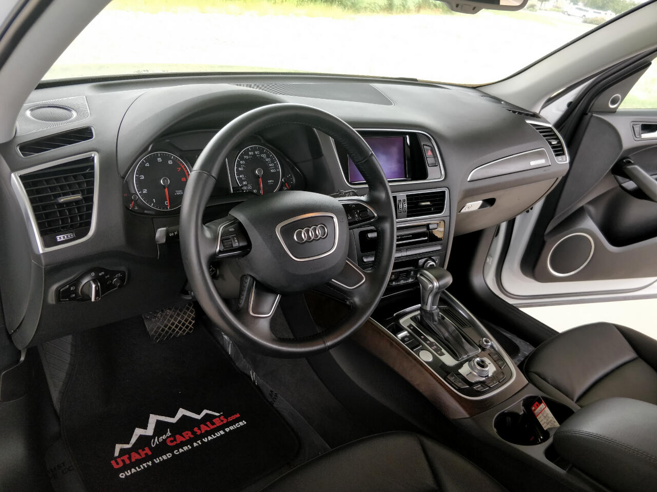 2017 Audi Q5 2.0 TFSI Premium Plus