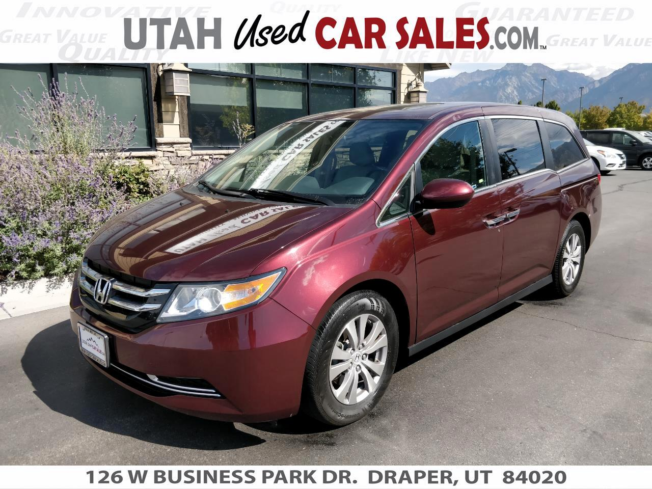 2017 Honda Odyssey EX-L w/RES Auto