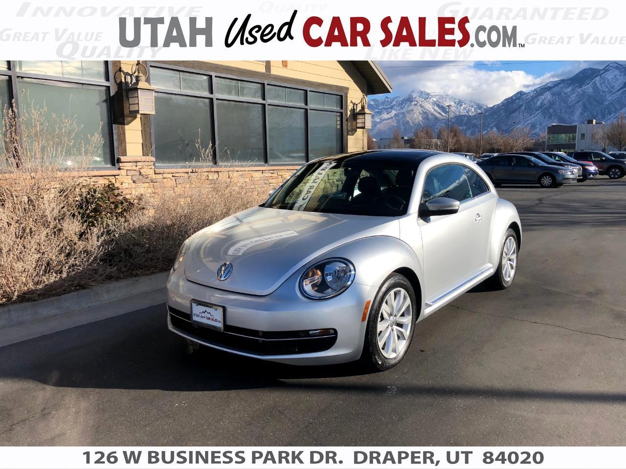 Volkswagen Beetle Coupe  2015