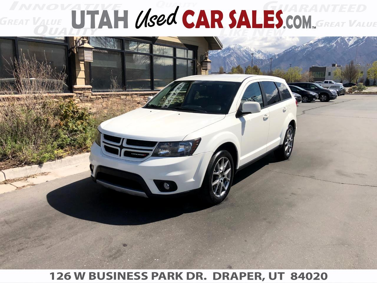 Dodge Journey AWD 4dr R/T 2015